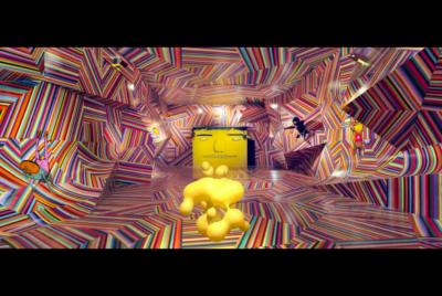 """capture decran 2016 04 25 a 11 58 33 400x268 - """"OSGEMEOS"""" : Quand le duo de street artistes brésiliens rencontre une pointure de l'animation..."""