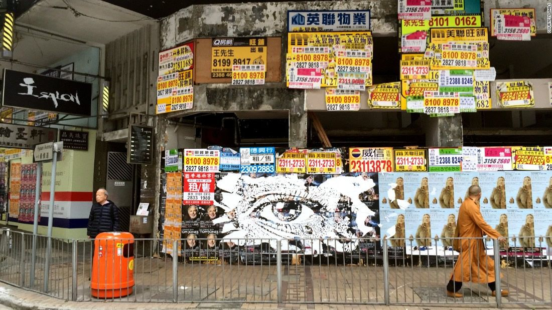 Vhils, Debris © HOCA foundation