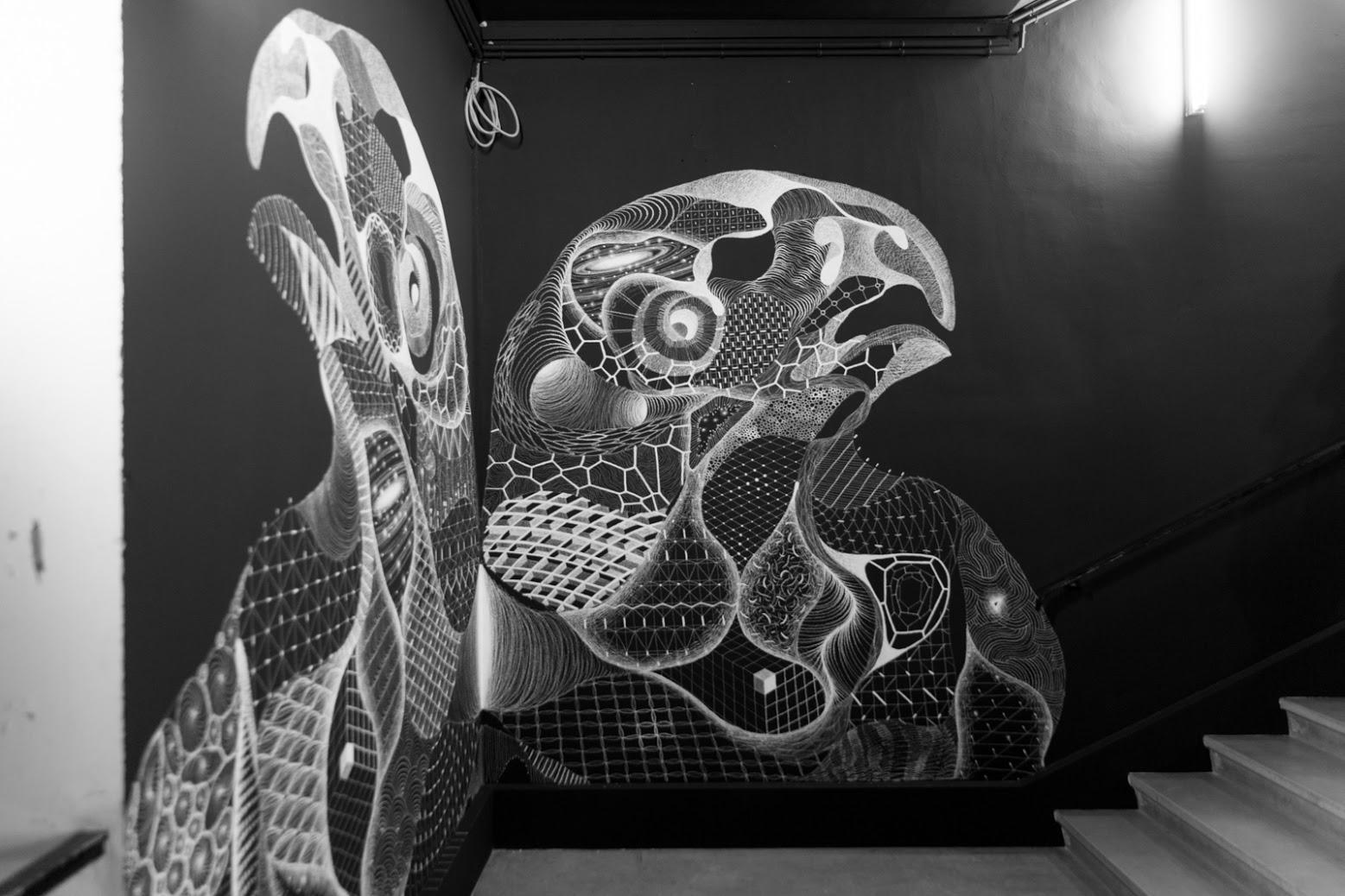 Baudelocque  Mathieu Chouchane 5jpg - Lasco Project, infiltration dans les souterrains du Palais de Tokyo