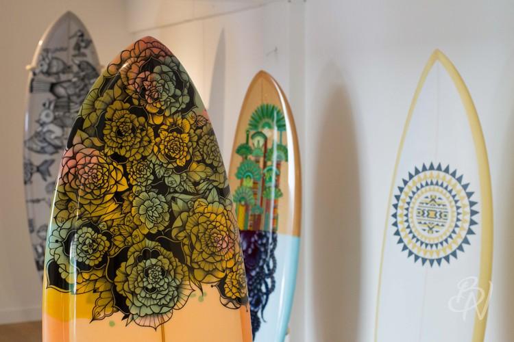 – Gone surfing – Planche à tattoo
