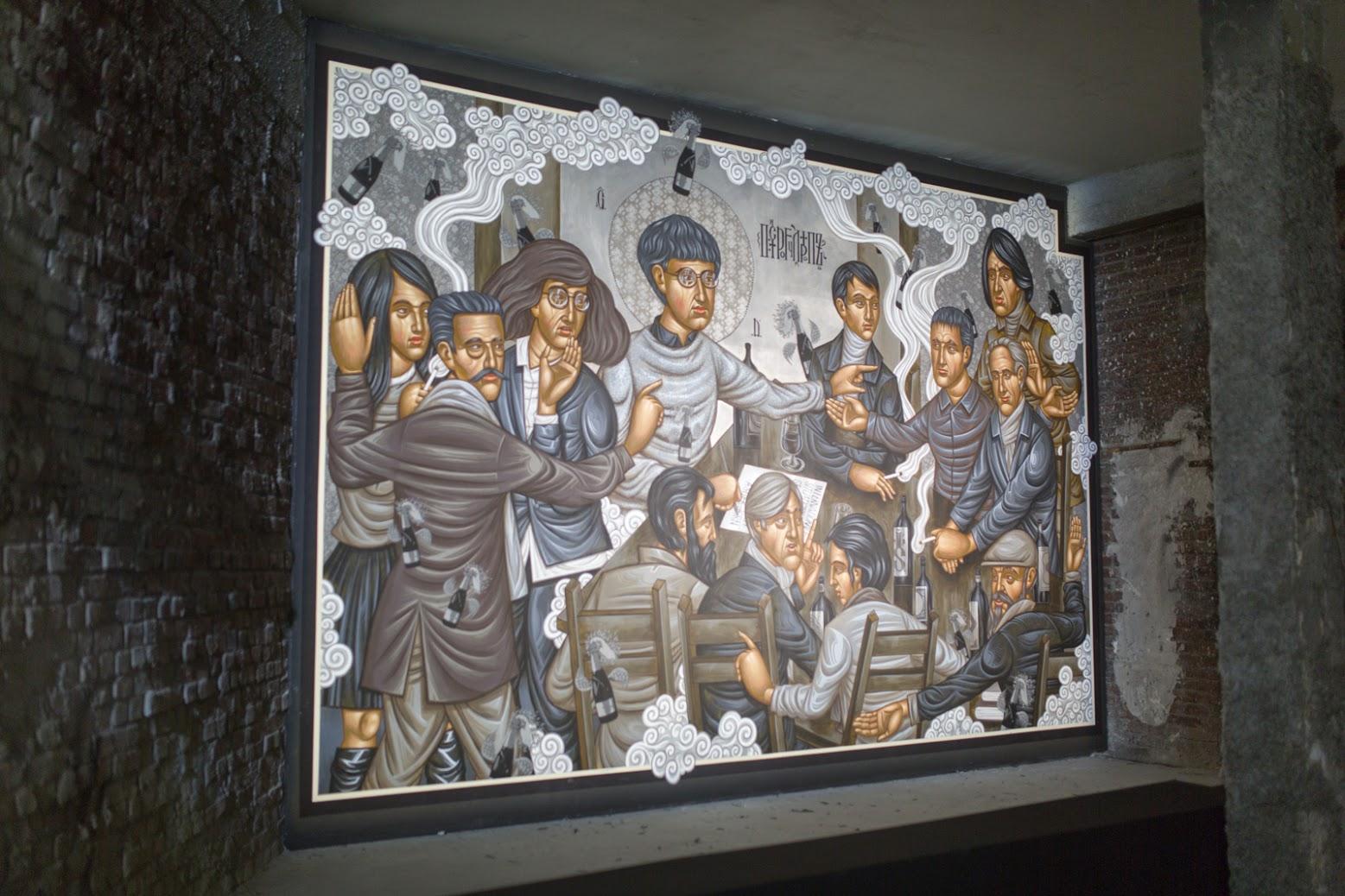 Mathieu Chouchane 2jpg - Lasco Project, infiltration dans les souterrains du Palais de Tokyo