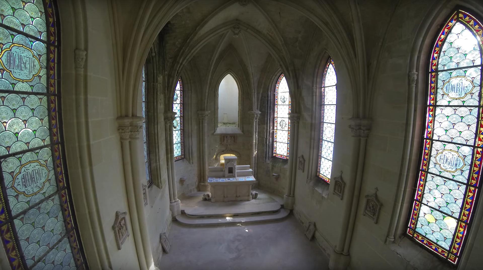 capture decran 2016 07 04 a 19 11 19 - - Château de la Mothe-Chandeniers -
