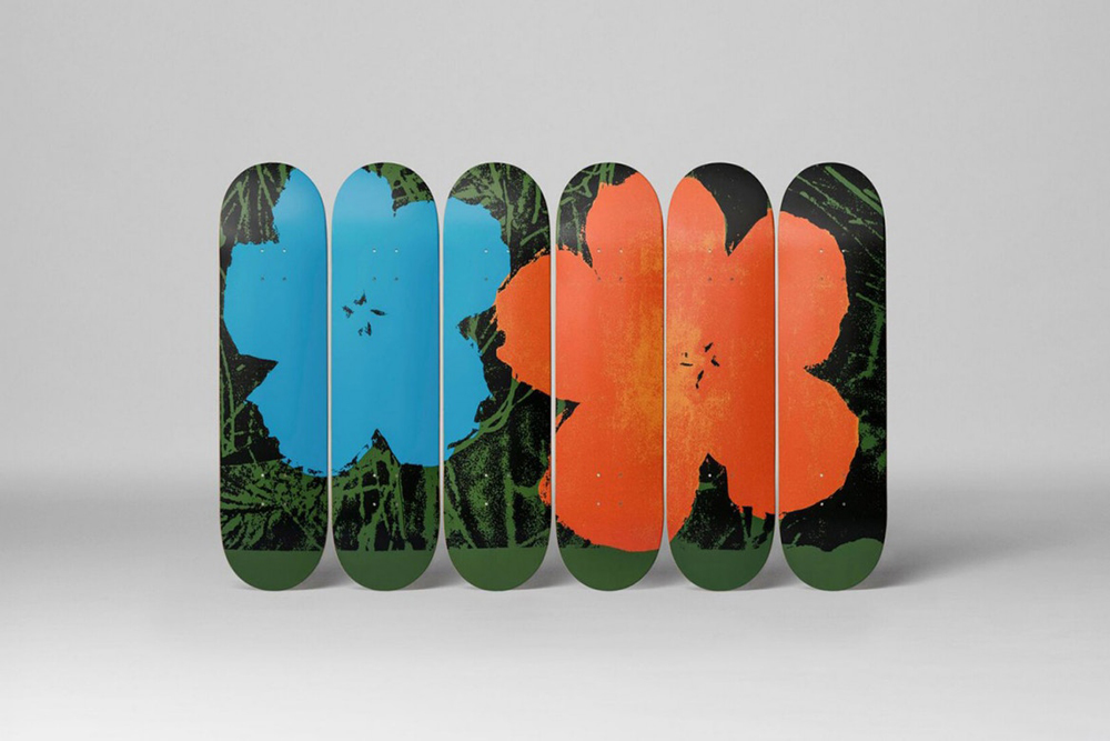 skateroom board skate art collectio9 - The Skateroom : les boards arty à rider ou collectionner
