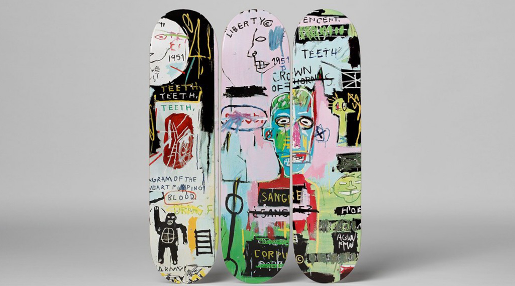 The Skateroom : les boards arty à rider ou collectionner