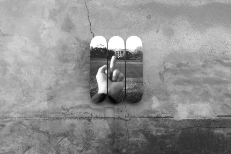 skateroom board skate art collection1 - The Skateroom : les boards arty à rider ou collectionner