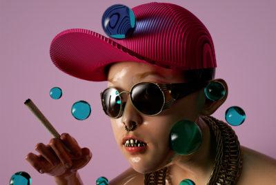 antonitudisco-portait-3D-streetculture-artdigital-casquette