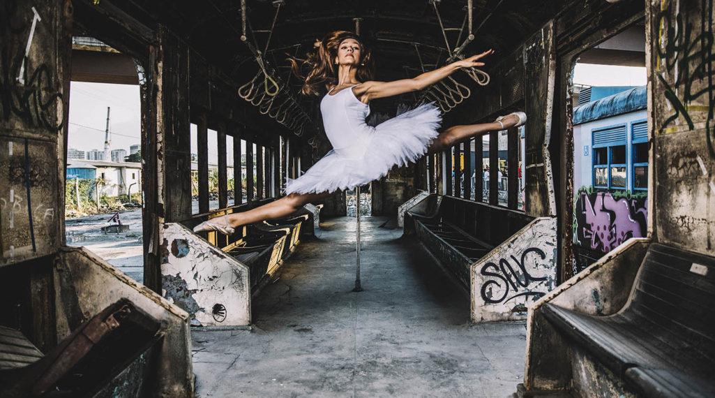 Entrez dans la danse avec le photographe Little Shao