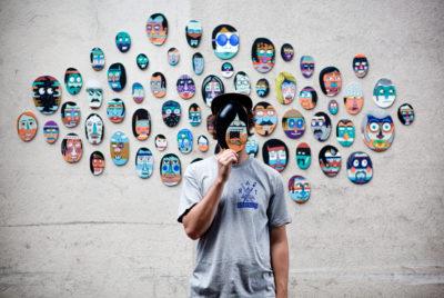 IMG9221jpg 400x268 - Portrait d'un maker urbain : l'artiste Brokovich tombe le masque !