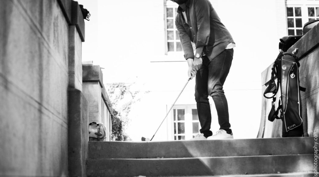 Street golf : Green urbain !