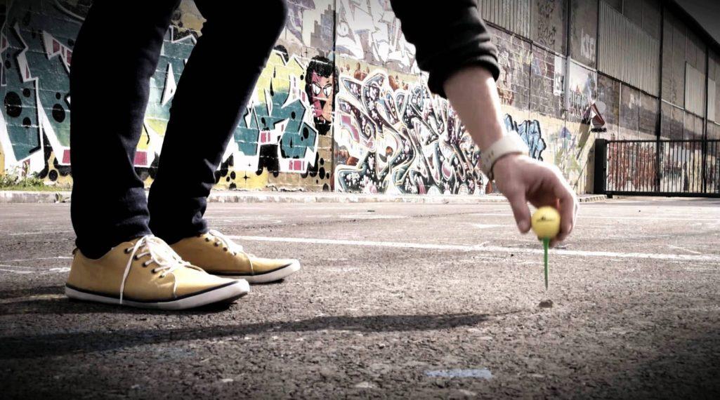 – Street golf – Green urbain