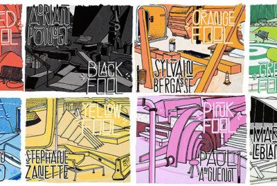 colorfoolsall 400x268 - Color Fools : 8 vidéos de skate qui explorent les couleurs de l'arc-en-ciel