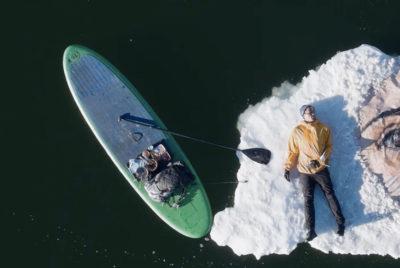 hula2coversite 400x268 - Hula, le street artiste qui met en scène la fonte des glaciers