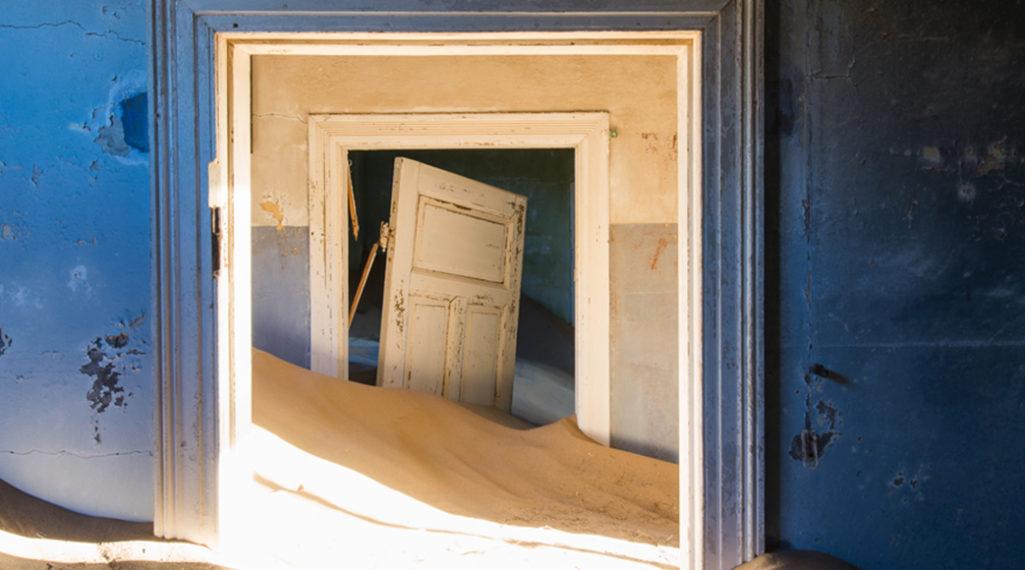 – Romain Veillon – le marchand de sable de l'urbex