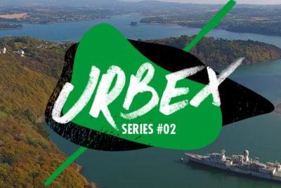 urbexseries02coverformatdesktop300dpi 400x268 - Survol au drone d'un cimetière de bateaux militaires sur la côte bretonne
