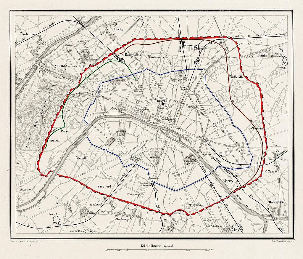 ParisPC1859jms - Exploration de la Petite Ceinture parisienne grâce à une session inédite de BMX