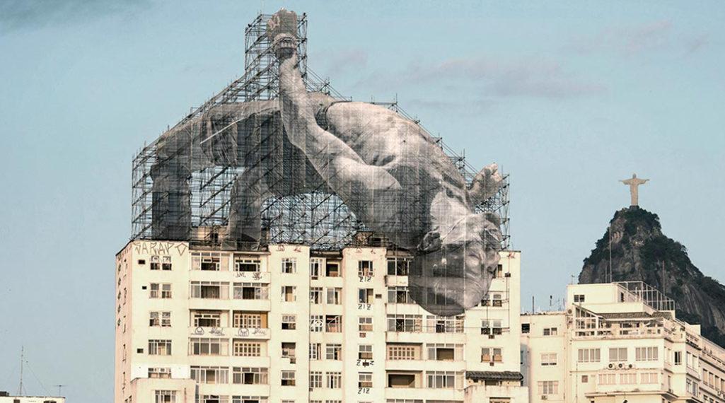 Les 10 oeuvres de street art qui ont marqué 2016