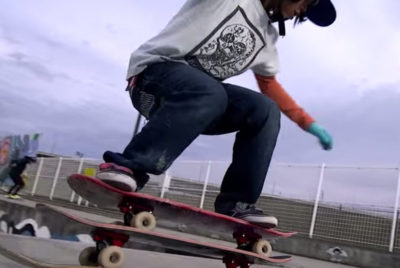 isamucoverformatdesktop300dpi 400x268 - À 14 ans, Isamu Yamamoto s'affirme déjà comme LA nouvelle légende du skate freestyle...