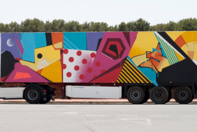 truckartcoverformatdesktop300dpi 400x268 - Truck Art project : quand le street art prend la route !