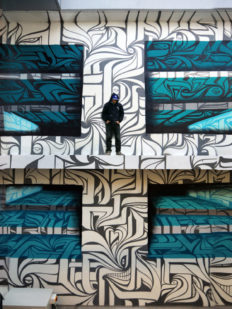 ASTRO-PARIS-LA-DEFENSE-graff-murale-fresque--SAATO