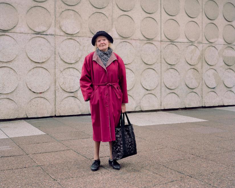 Kronental 17 photo cite teci reportage banlieue argentique vieux - Laurent Kronental sublime la banlieue et ses vieux...