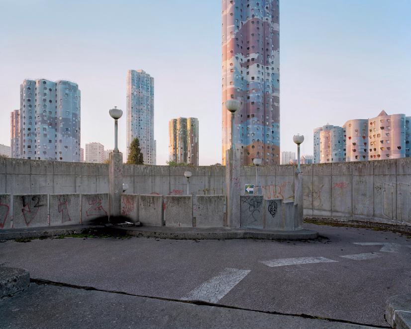 Kronental 4 photo cite teci reportage banlieue argentique vieux - Laurent Kronental sublime la banlieue et ses vieux...
