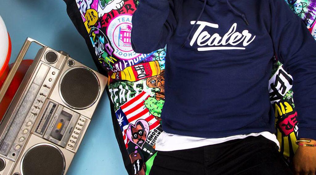 Sapes, soirées, label : Tealer s'offre un panorama 360° street culture