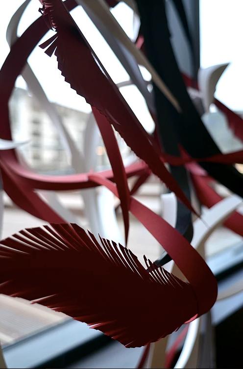 MatthieuDagorn lapinthur sculpture bois streetart leterrier 9econcept francscolleurs .12 - - Interview -