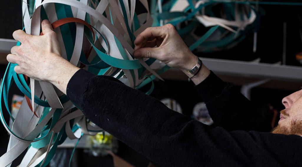 – Interview – Rencontre avec Matthieu Dagorn, sculpteur urbain