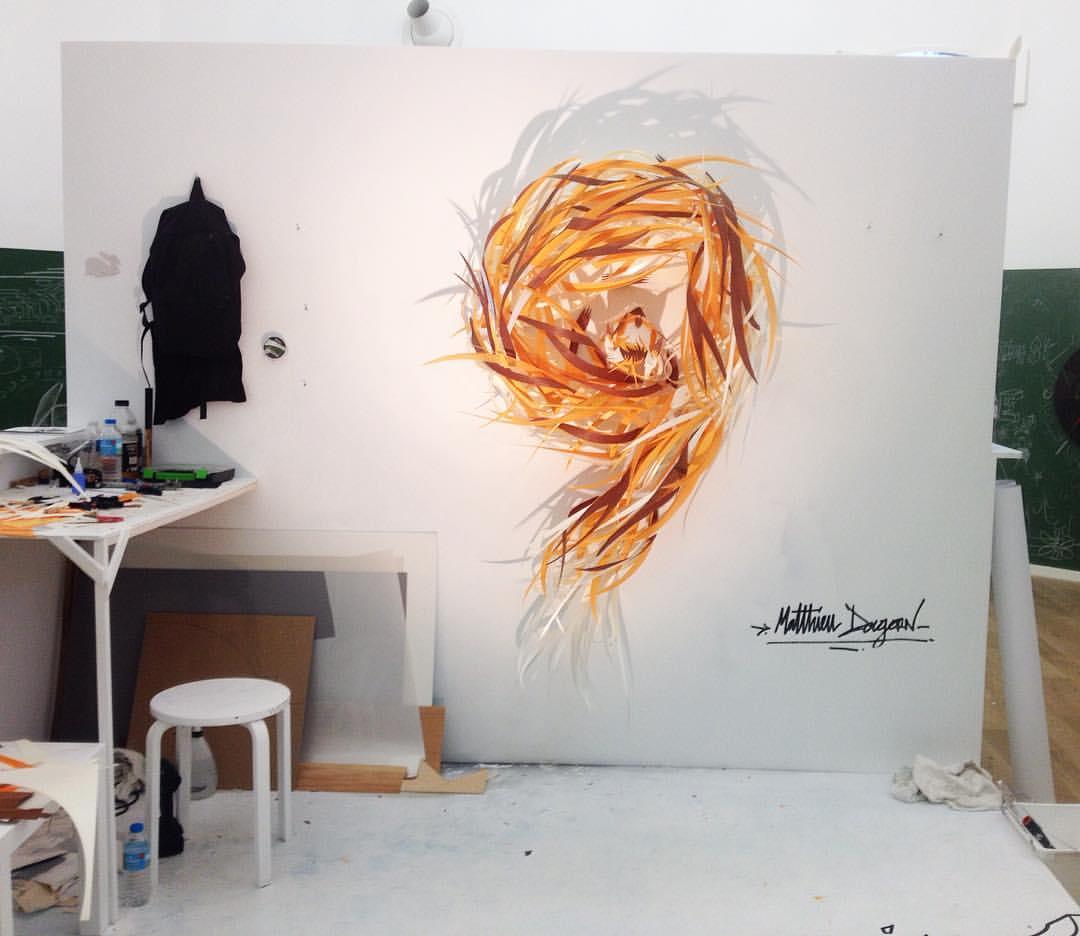 MatthieuDagorn lapinthur sculpture bois streetart leterrier 9econcept francscolleurs14691402101543395396611957824409986192135655o - - Interview -