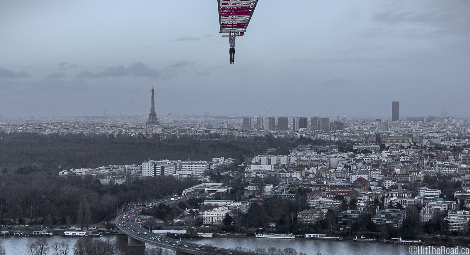 hittheroad paris toureiffel grue ville - Save the date :