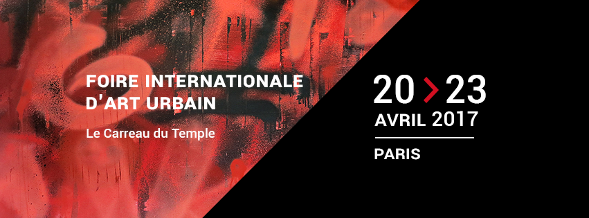 urbanartfair carreaudutemple avril2017 - Save the date :