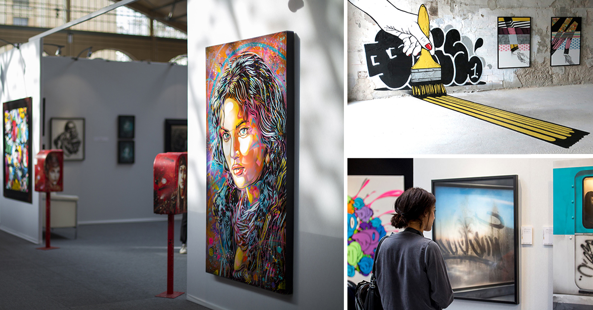 Urban art fair focus sur la seconde dition de la foire for Craft fairs in louisiana