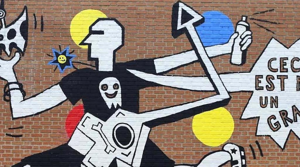 Ceci NEst Pas Un Graffiti  La Websrie Qui Dresse Le Panorama Du