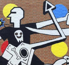 Ceci n'est pas un graffiti : le street art sous toutes ses coutures