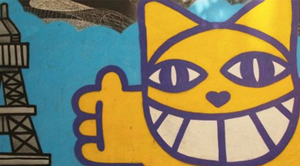 – Street Hack x Monsieur Chat –