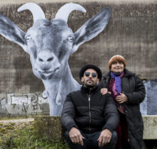 Visages, Villages : JR embarque Agnès Varda sur les routes de France