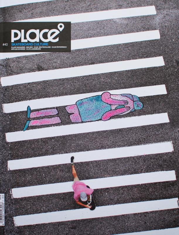 lucasbeaufortillustrationsartisteskateartmagazineplace - Lucas Beaufort, l'illustrateur qui sublime la culture skate