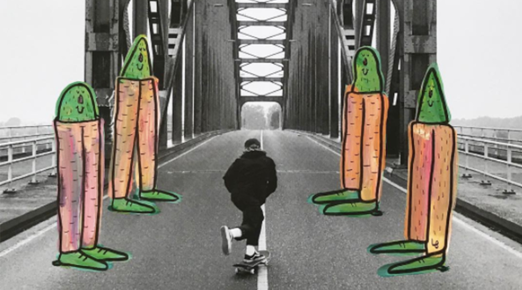 Lucas Beaufort, l'illustrateur qui sublime la culture skate