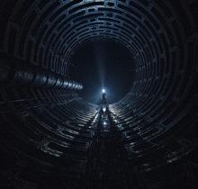 Urbex Series #10 : Infiltration au coeur d'un tunnel ukrainien avec le collectif Hit the Road