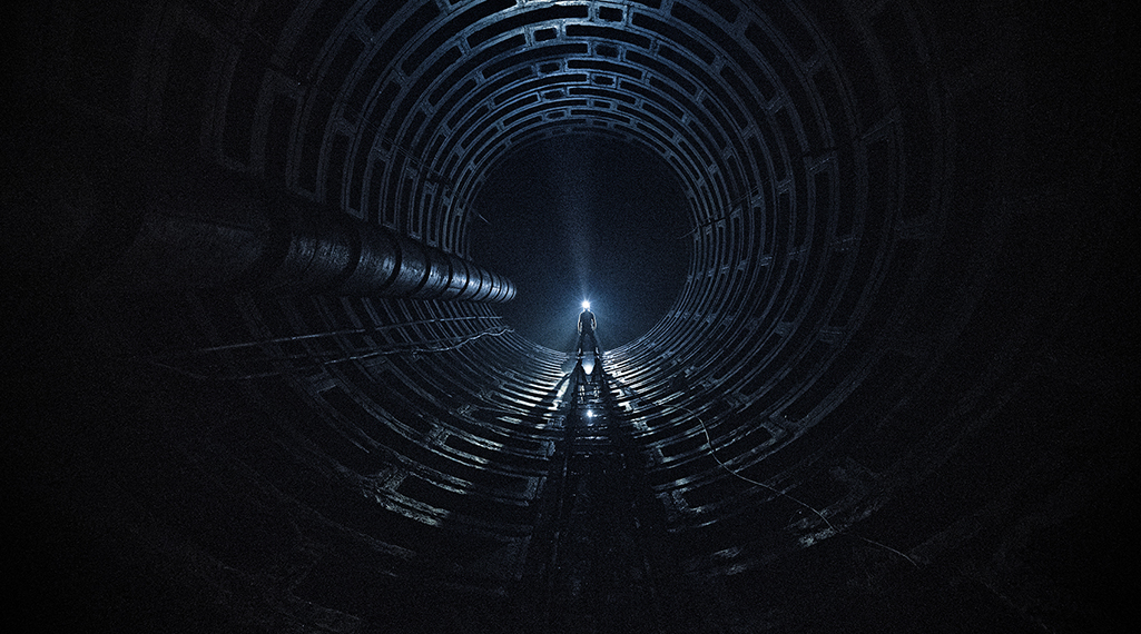 Infiltration dans un tunnel abandonné à Kiev avec le collectif de parkour Hit the Road [Urbex Series #10]