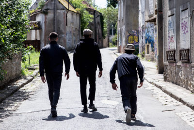 goussainville urbex series chateau abandonne tag graffiti rue RADARcoverarticleBase72dpi 400x268 - Urbex Series #09 - Session de breakdance au milieu d'un village fantôme
