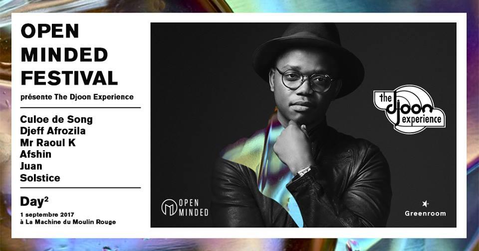 open minded festival rap event musique day2 - Open Minded Festival, le RDV des chineurs de sons