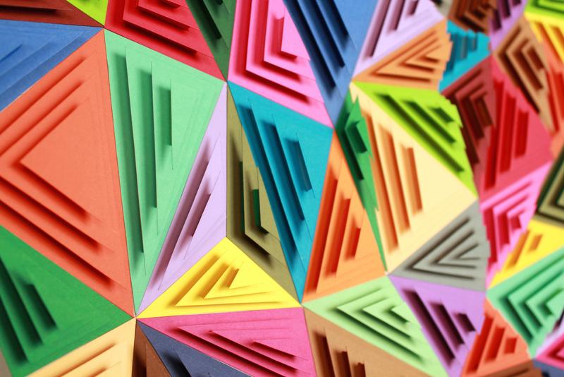 antoine casals street artiste paper art sculpture3 - Antoine Casals, le magicien de la sculptureen papier