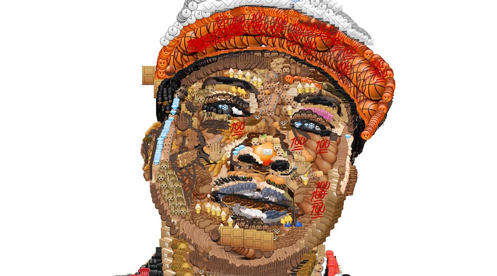 Avec des emojis, Yung Jake refait le portrait de vos rappeurs préférés