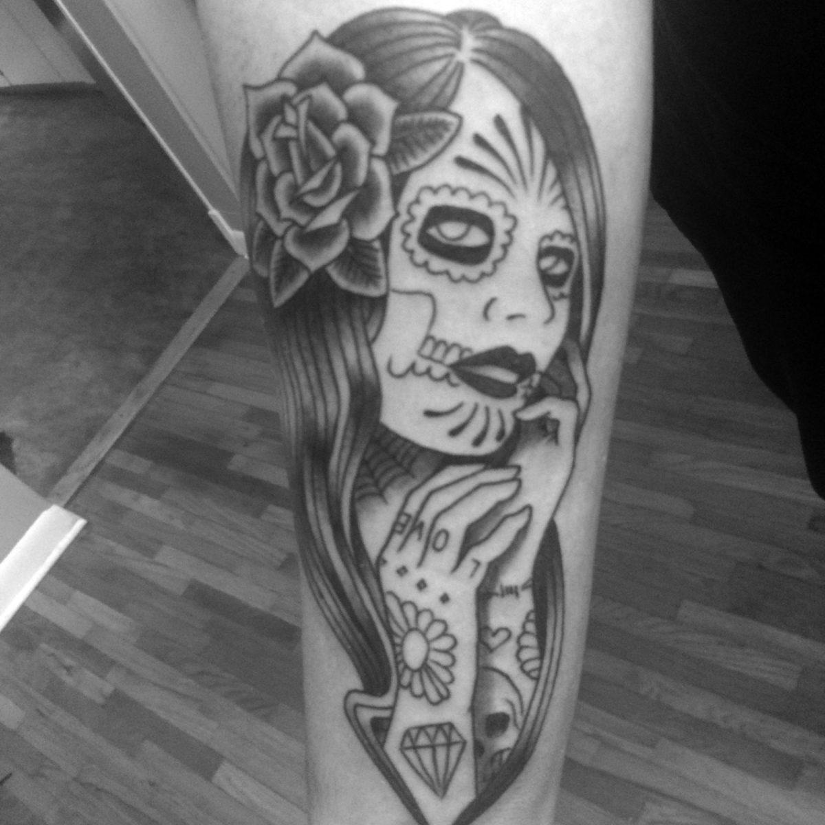 mike giant mexican streetartistes tatoueurs tatouage arturbain radar top5 allurbanmakers - Ces cinq artistes explosent les barrières entre graffiti et tatouage…