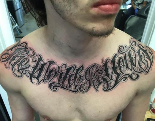 norm will rise5 streetartistes tatoueurs tatouage arturbain radar top5 allurbanmakers - Ces cinq artistes explosent les barrières entre graffiti et tatouage…