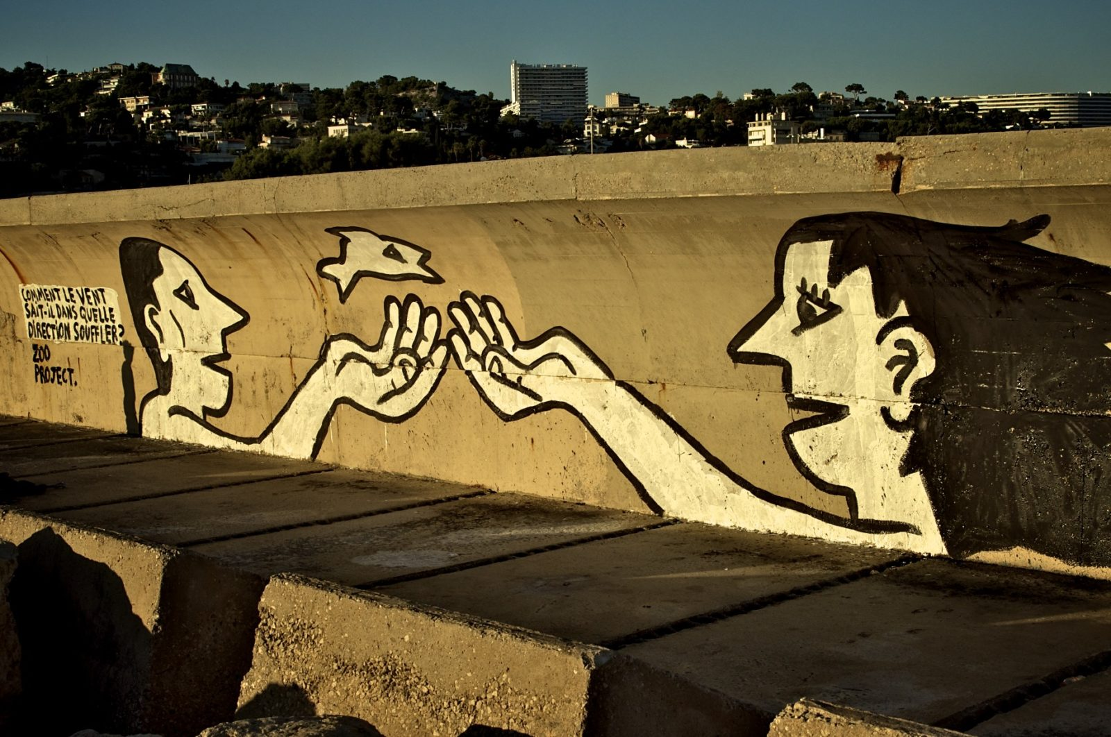 ooproject hommage bilalberreni streetart ulule radar murale marseille graffiti tommenigault - Coup de pouce RADAR x Ulule : Hommage à Zoo project