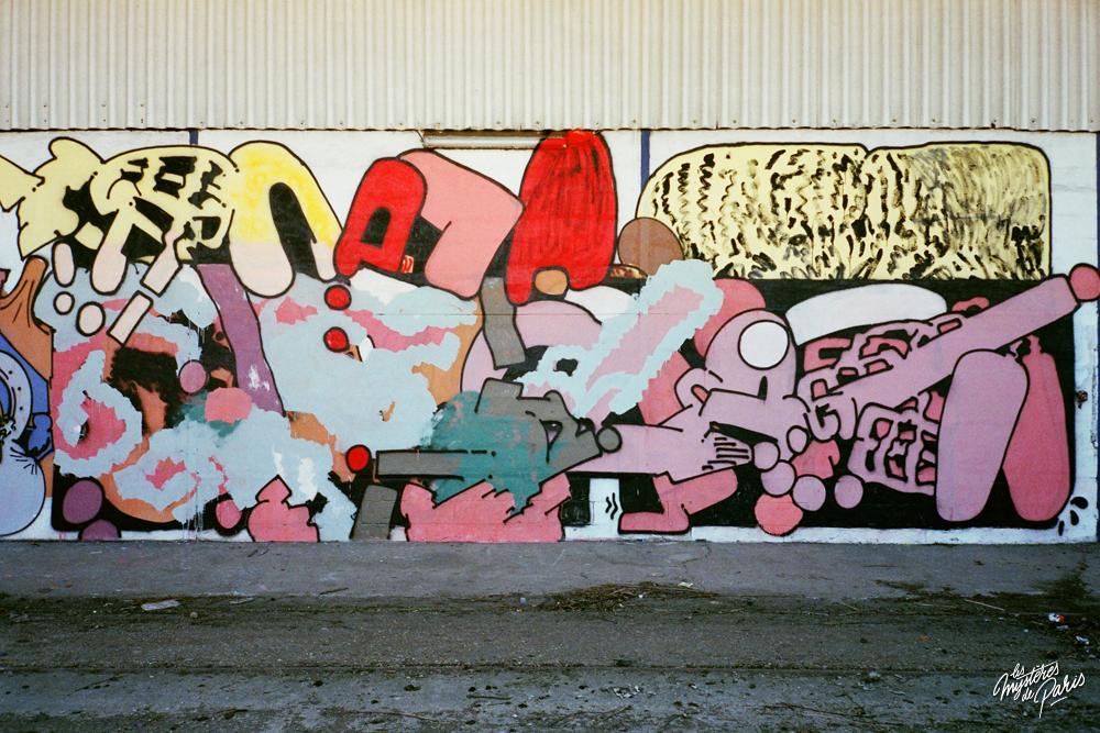 saeio grille mur peinture flop tag graf radar ripsaeio - 1987-2017 - RIP Saeio : le mega wizzard du graff n'est plus.