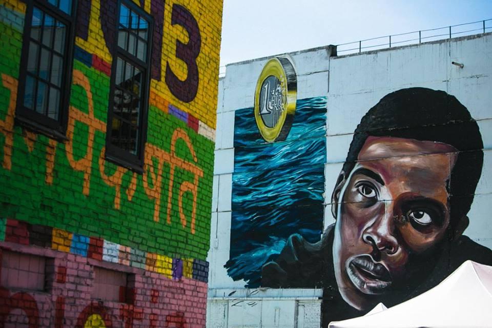 street art museum saint petersburg russie art urbain musee usine2 - Street Art Museum, le temple russe des arts urbains