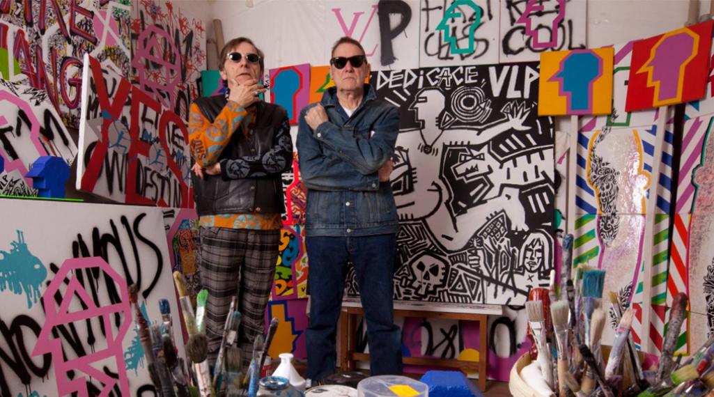 Rétrospective Vive La Peinture : il était une fois les pères du graffiti